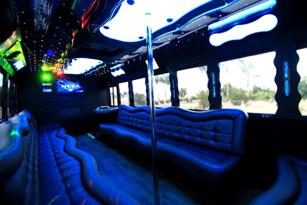 Party Bus For 40 People Virginia Beach