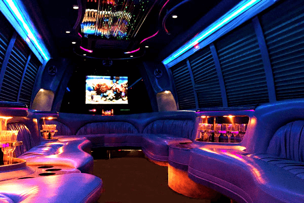 virginia beach party bus prices