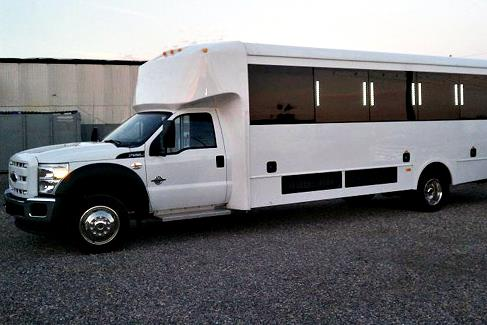 Virginia Beach 20 Passenger Party Bus